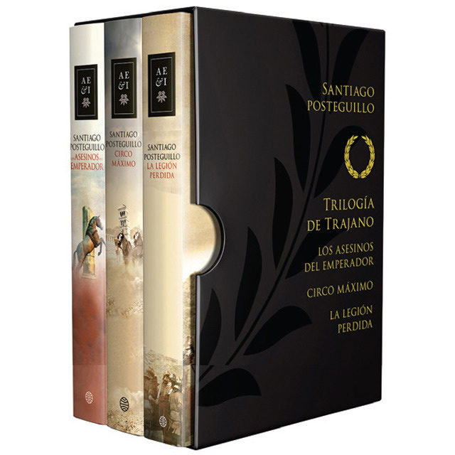 Trilogia De Trajano icaro