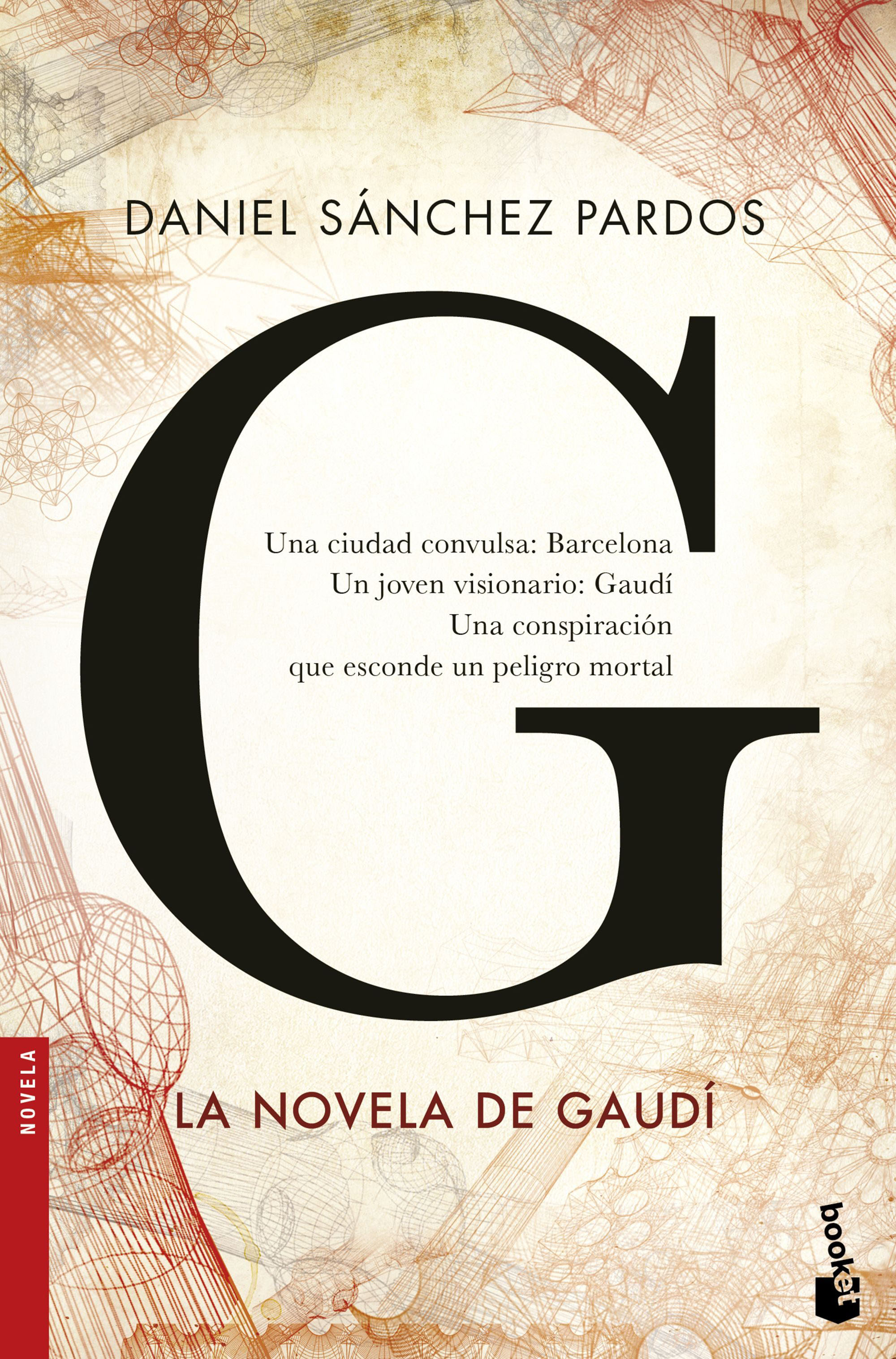 G. La Novela De Gaudi amapolas en octubre
