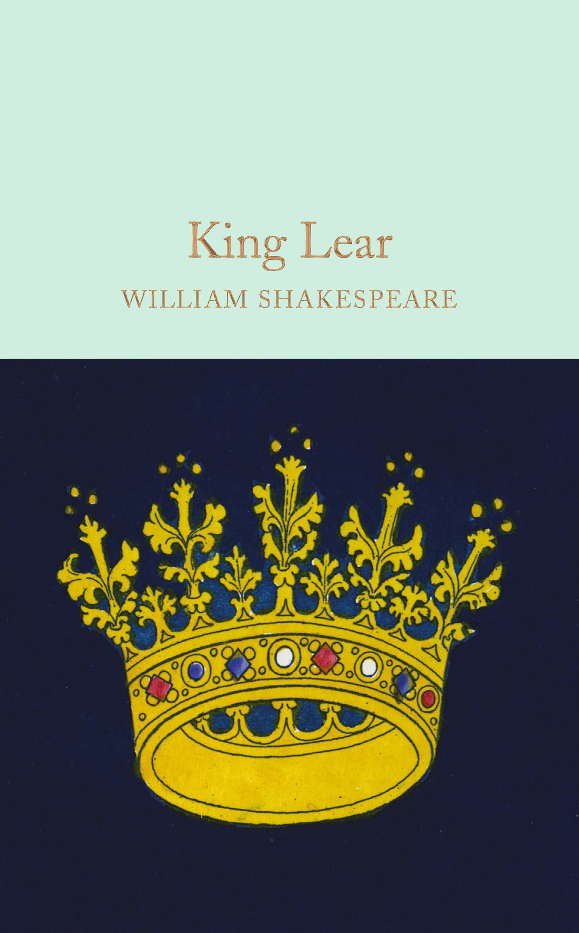 King Lear riggs r library of souls