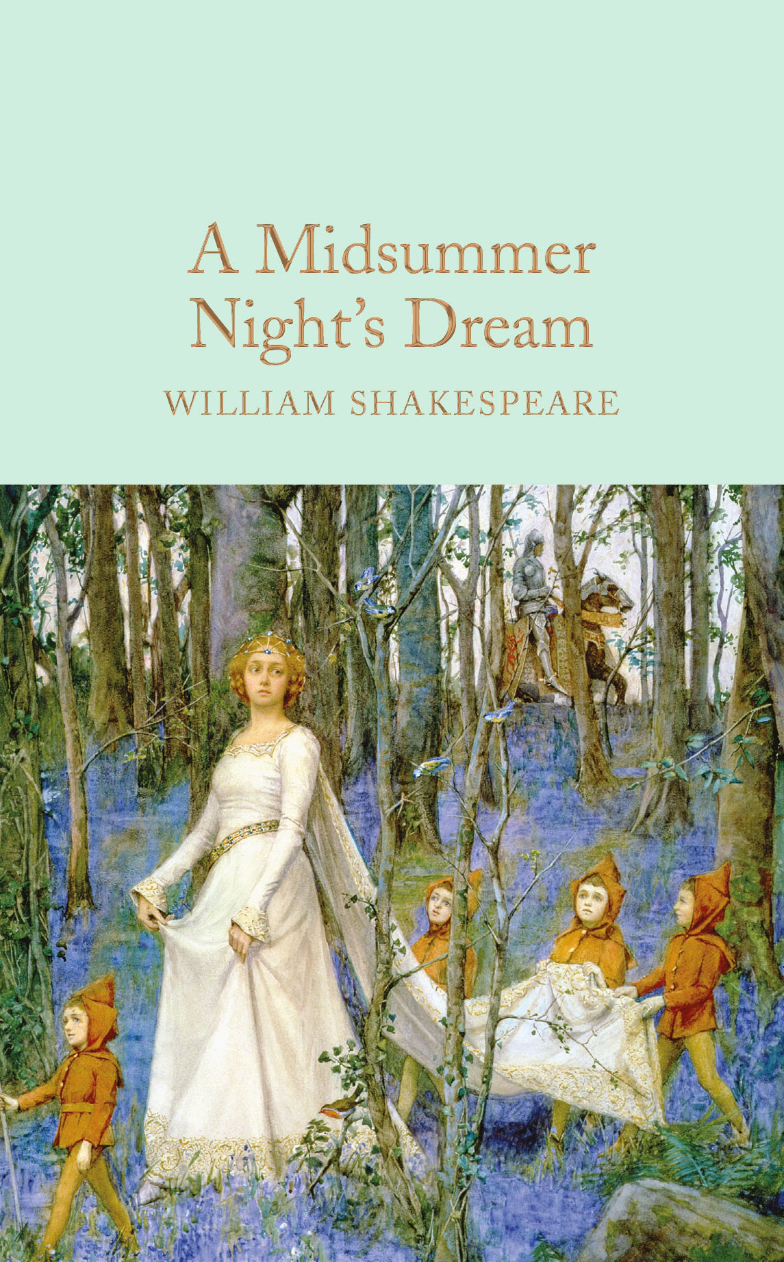 A Midsummer Night's Dream riggs r library of souls
