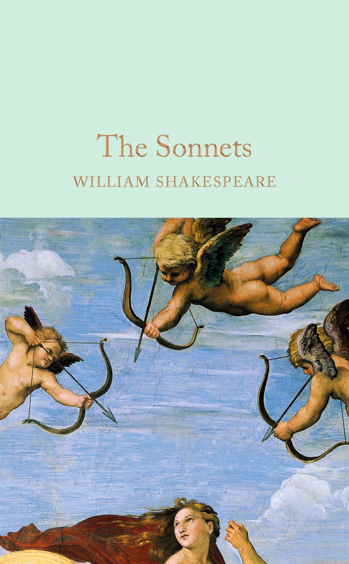 William Shakespeare. The Sonnets the sonnets