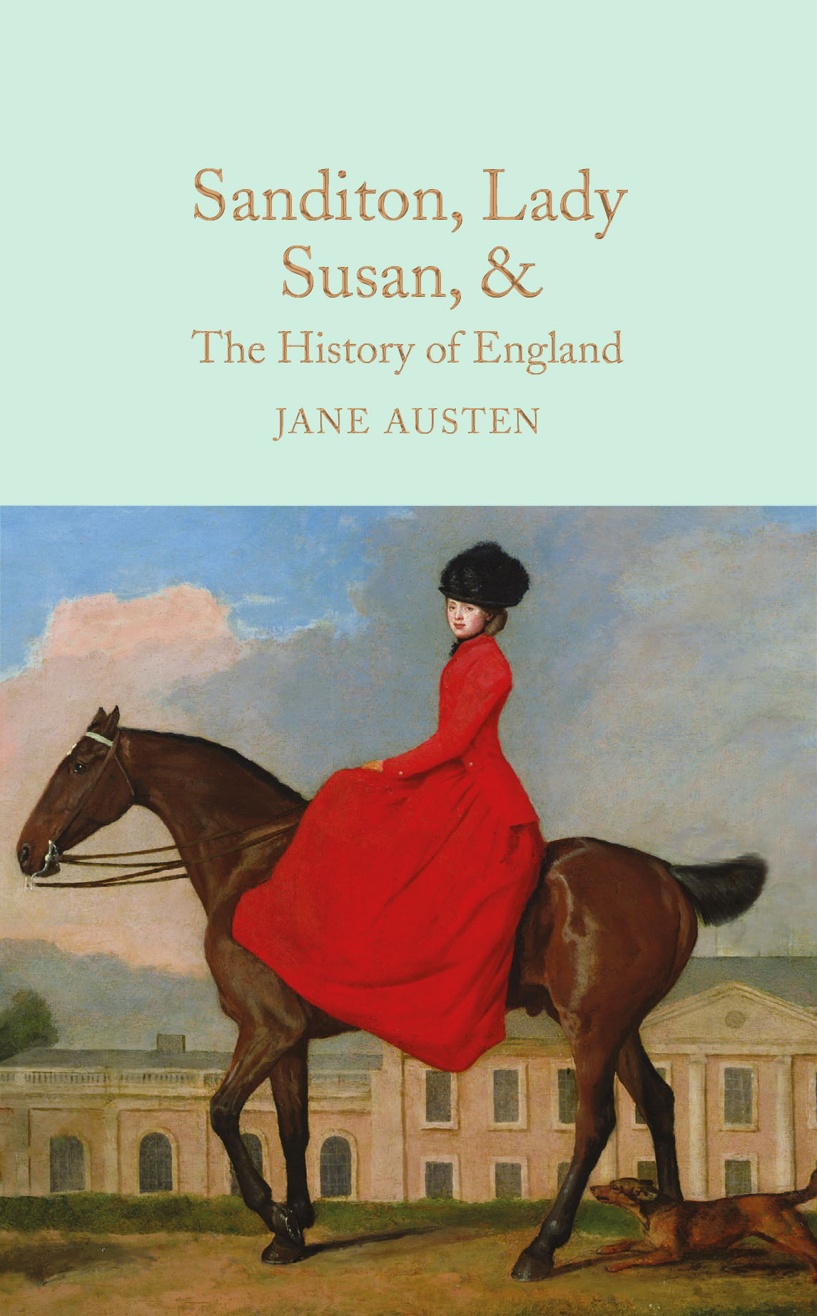 Sanditon, Lady Susan, and The History of England the law and the lady