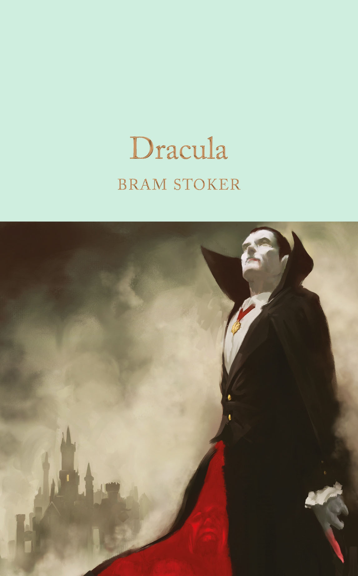 Dracula riggs r library of souls