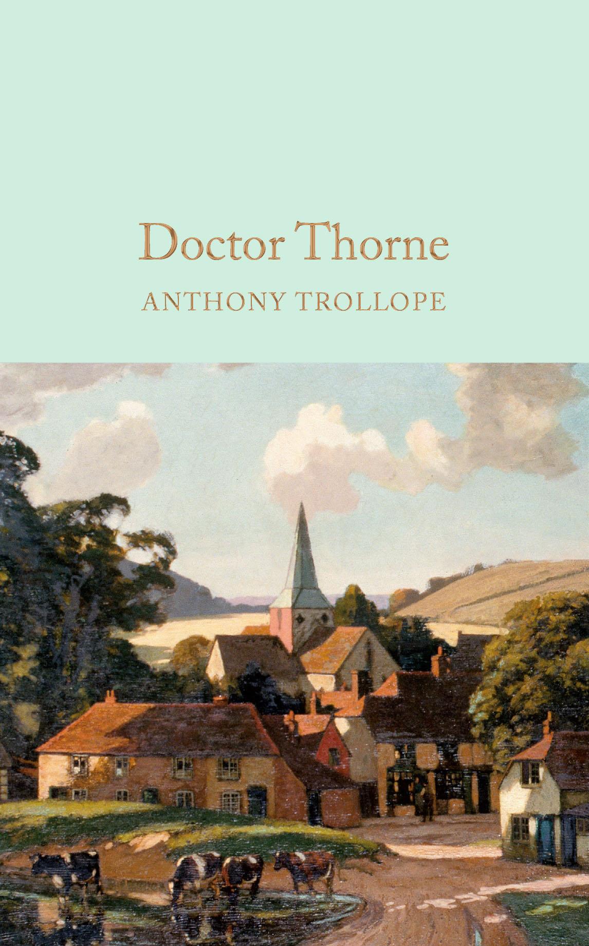 Doctor Thorne the heir