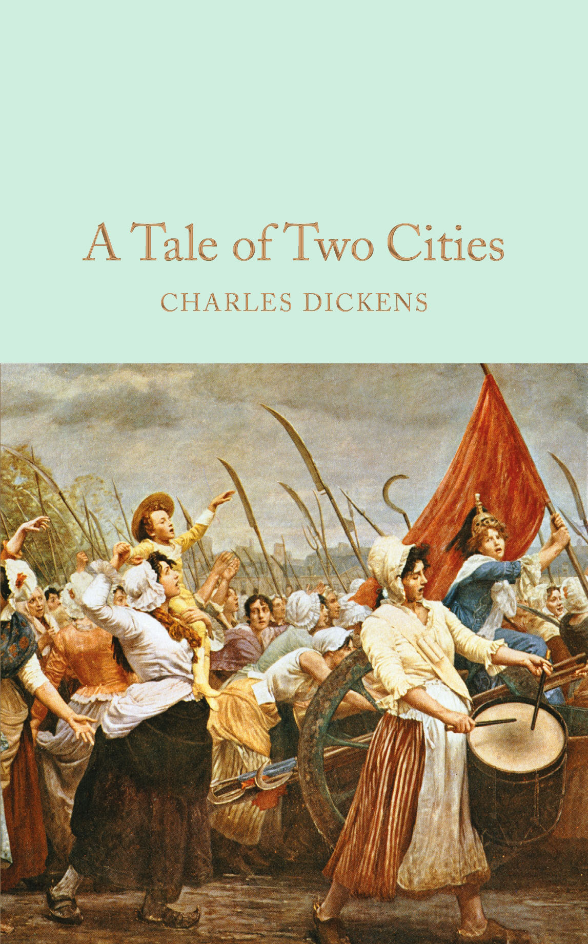 an analysis of the novel a tale of two cities by charles dickens