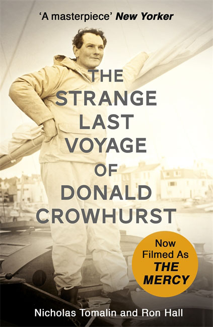 The Strange Last Voyage of Donald Crowhurst heart goes last the