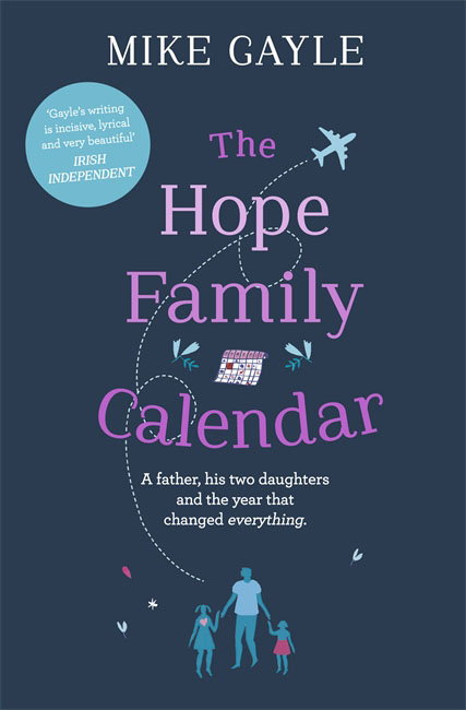 The Hope Family Calendar wives and daughters