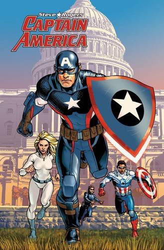 Captain America: Steve Rogers Vol. 1: Hail Hydra 20000gs golf detacher security tag remover opener unlock eas tag detacher anti theft unlocking device strong magnetic force