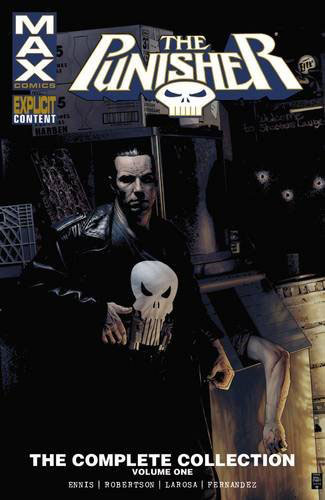 Punisher Max Complete Collection Vol. 1 powers the definitive hardcover collection vol 7