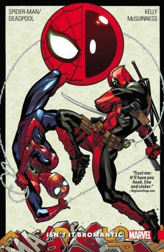 Spider-Man/Deadpool Vol. 1: Isn't it Bromantic ce emc lvd fcc ozone bath spa