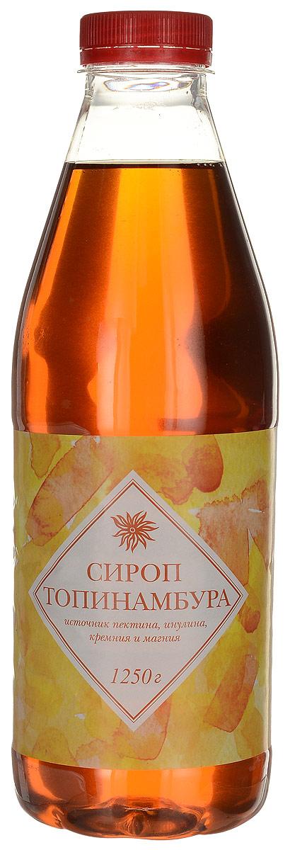 Seryogina сироп топинамбура без лимонного сока, 1250 г