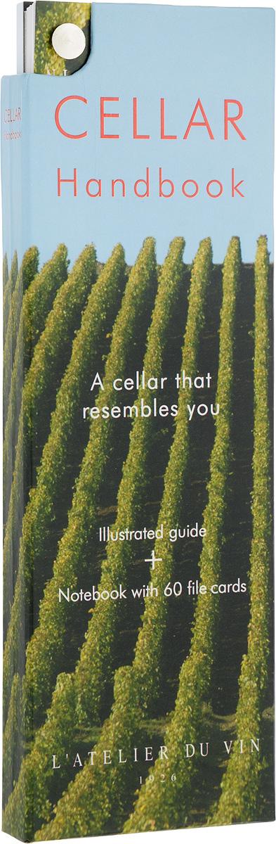 Руководство LATELIER DU VIN Мануэль дэ Кав95159Руководство LATELIER DU VIN Мануэль дэ Кав - компактный иллюстрированный путеводитель на английским языке. В руководстве есть материалы о погребах, дегустациях, винных терминах, виноградниках мира, винном календаре.В комплект входят 60 карточек для погреба, которые можно заполнить информацией о винах.