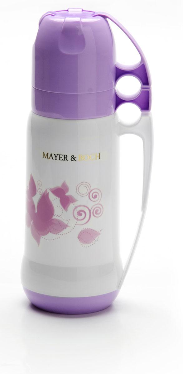 Термос Mayer & Boch, с 2 чашами, 1 л. 26099 mayer