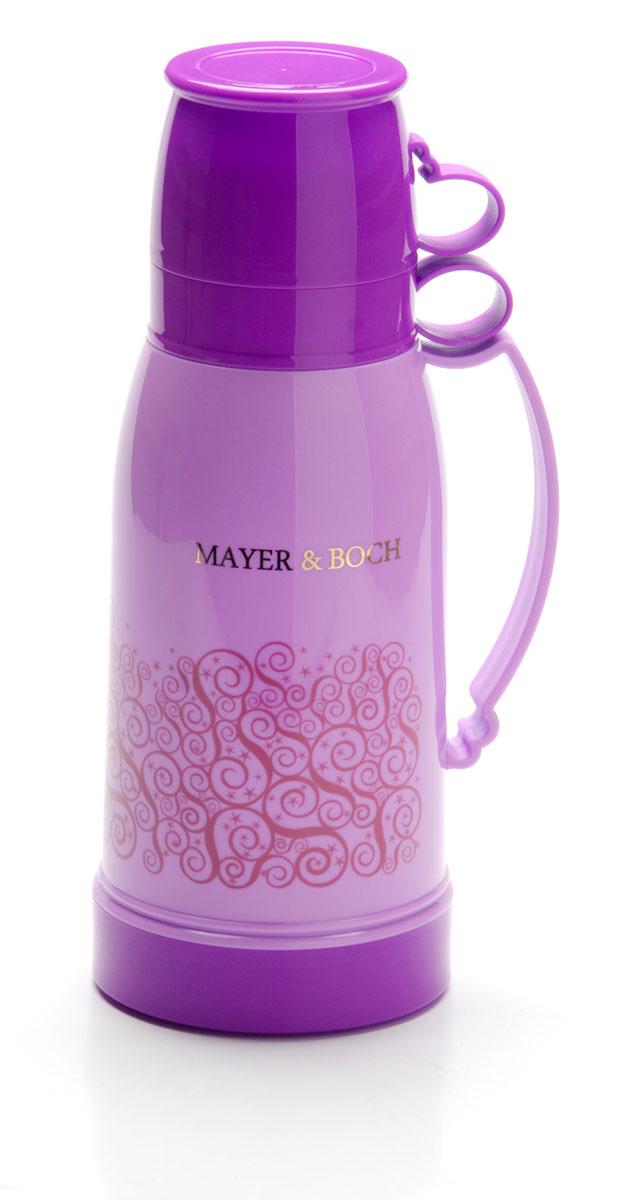 Термос Mayer & Boch, с 2 чашами, 1 л. 26105 mayer