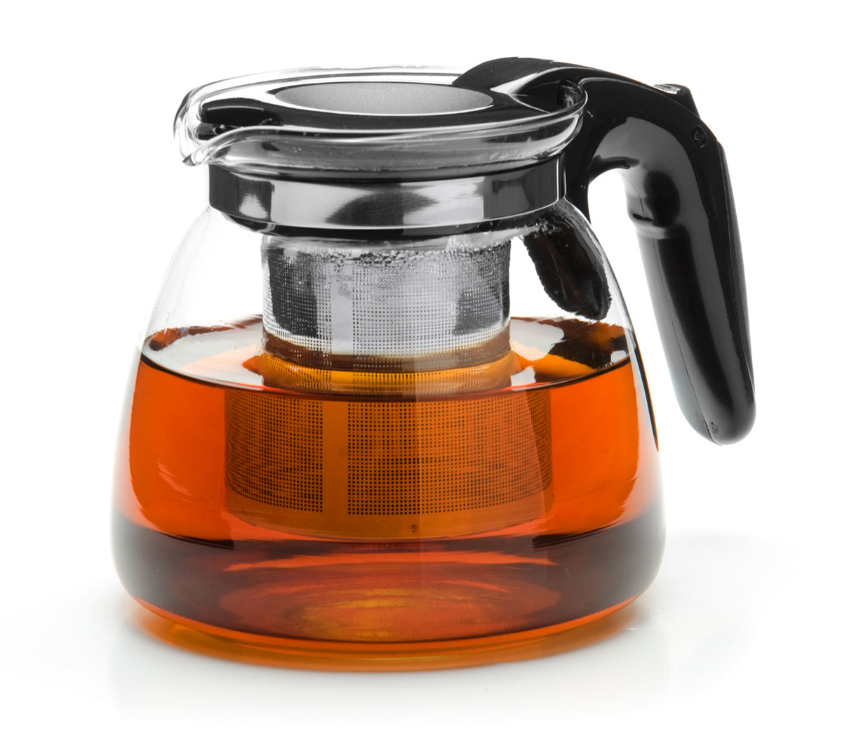 Чайник заварочный Mayer & Boch, 900 мл. 2620226202Заварочный чайник Mayer & Boch изготовлен из термостойкого боросиликатного стекла, фильтр выполнен из нержавеющей стали. Изделия из стекла не впитывают запахи, благодаря чему вы всегда получите натуральный, насыщенный вкус и аромат напитков.Заварочный чайник из стекла удобно использовать для повседневного заваривания чая практически любого сорта. Но цветочные, фруктовые, красные и желтые сорта чая лучше других раскрывают свой вкус и аромат при заваривании именно в стеклянных чайниках, а также сохраняют все полезные ферменты и витамины, содержащиеся в чайных листах. Стальной фильтр гарантирует прозрачность и чистоту напитка от чайных листьев, при этом сохранив букет и насыщенность чая. Прозрачные стенки чайника дают возможность насладиться насыщенным цветом заваренного чая.Изящный заварочный чайник Mayer & Boch будет прекрасно смотреться в любом интерьере.Подходит для мытья в посудомоечной машине.