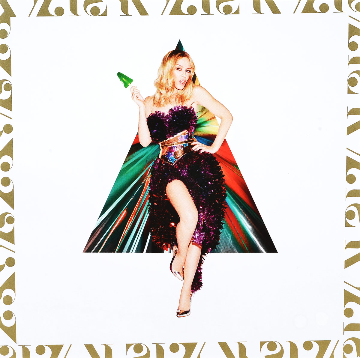 Кайли Миноуг Kylie Minogue. Kylie Christmas. Snow Queen Edition кайли миноуг kylie minogue kiss me once cd dvd