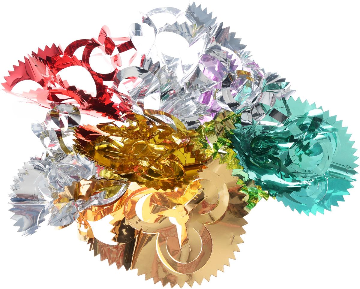 Растяжка декоративная Winter Wings, цвет: золотой, серебряный, 15 см х 2,7 м. N09014N181719_золотистыйНовогодняя декоративная растяжка Winter Wings прекрасно подойдет для декора дома ипраздничной елки. Украшение выполнено из ПВХ. Новогодние украшения несут в себе волшебство икрасоту праздника. Они помогут вам украсить дом кпредстоящим праздникам и оживить интерьер по вашемувкусу. Создайте в доме атмосферу тепла, веселья ирадости, украшая его всей семьей.