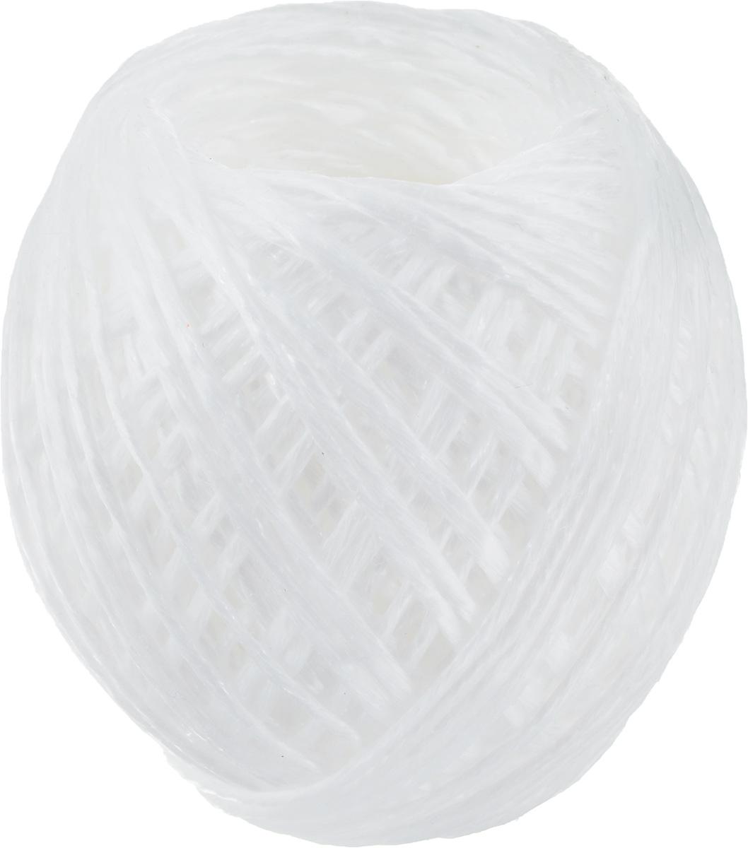Шпагат полипропиленовый Osttex, длина 100 мшпп1100-100Шпагат Osttex - это сверхпрочная полипропиленовая веревка общего назначения, которая отличается стойкостью к температурному воздействию, истиранию и влаге. Шпагат 100% натуральный и экологически чистый. Используется для хозяйственно-бытовых целей, упаковочных и декоративных работ. Безопасен для использования с пищевыми продуктами.Длина: 100 м. Линейная плотность: 1100 текс.