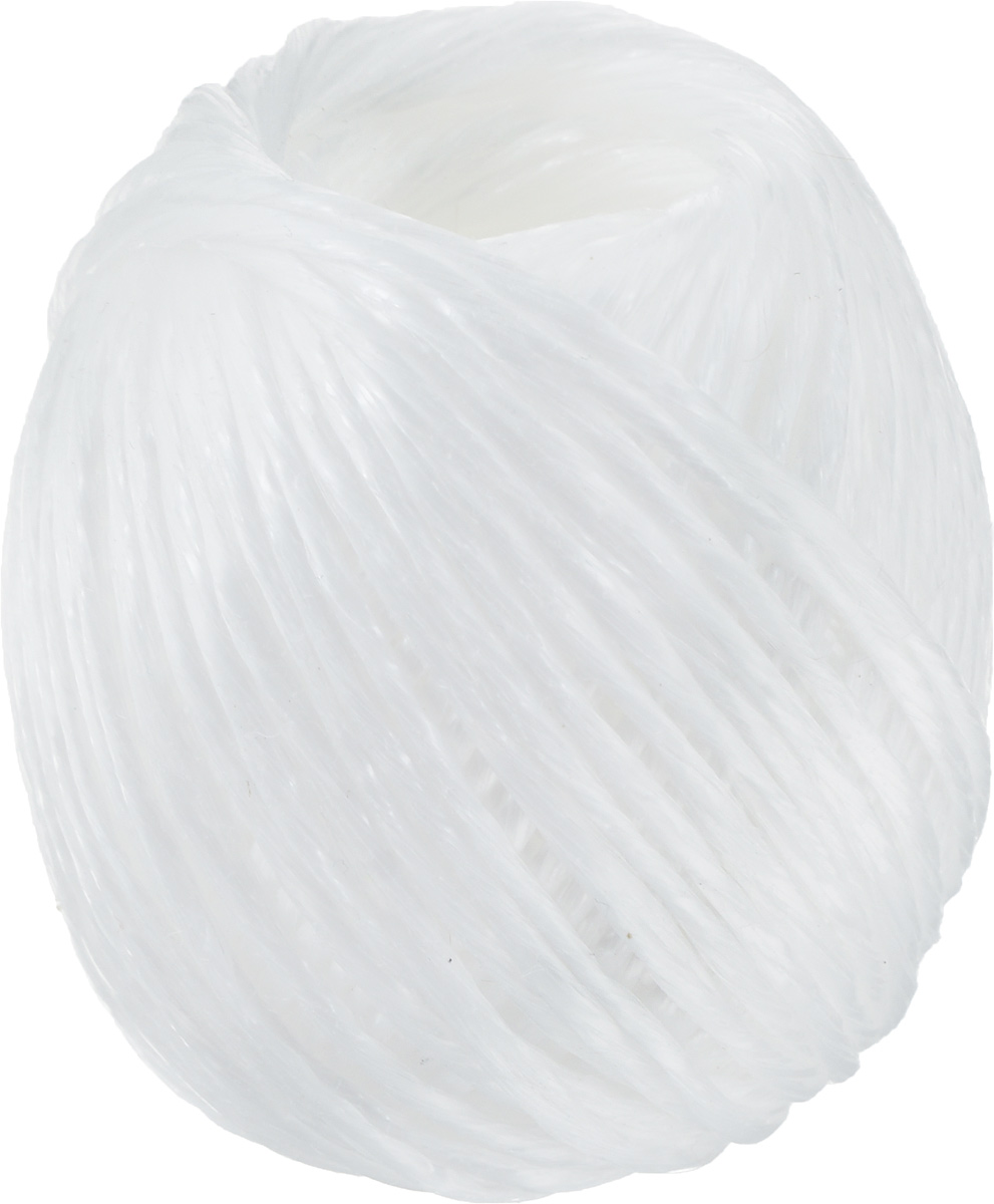 Шпагат полипропиленовый Osttex, длина 50 мшпп1100-50Шпагат Osttex - это сверхпрочная полипропиленовая веревка общего назначения, которая отличается стойкостью к температурному воздействию, истиранию и влаге. Шпагат 100% натуральный и экологически чистый. Используется для хозяйственно-бытовых целей, упаковочных и декоративных работ. Безопасен для использования с пищевыми продуктами. Длина: 50 м. Линейная плотность: 1100 текс.