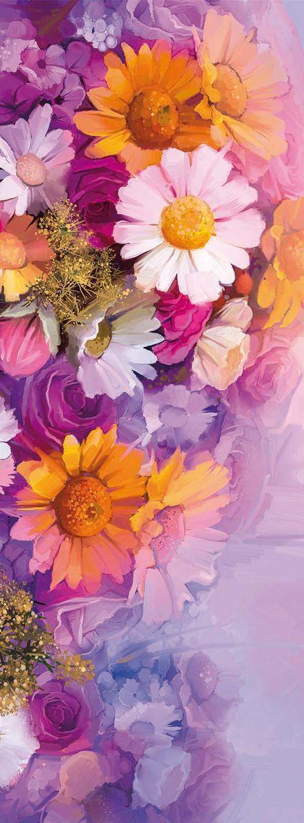 Фотообои Milan Полевые цветы, текстурные, 100 х 270 см. M 110m 110Виниловые обои горячего тиснения на флизелиновой основе MILAN — дизайнерская коллекция фотообоев и фотопанно европейского качества, созданная на основе последних тенденций в мире интерьерной моды. Еще вчера эти тренды демонстрировались на подиумах