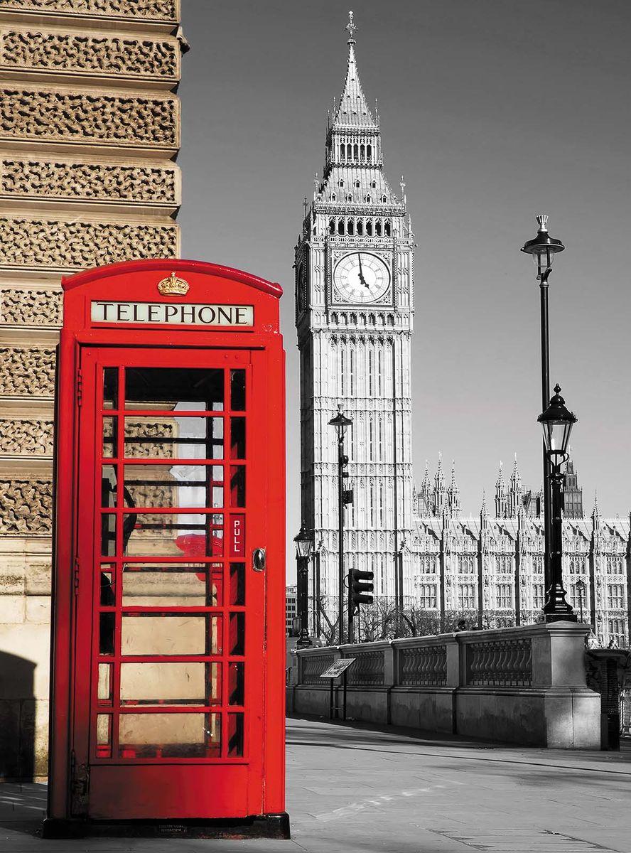 Фотообои Milan Красная будка, текстурные, 200 х 270 см. M 207m 207Виниловые обои горячего тиснения на флизелиновой основе MILAN — дизайнерская коллекция фотообоев и фотопанно европейского качества, созданная на основе последних тенденций в мире интерьерной моды. Еще вчера эти тренды демонстрировались на подиумах