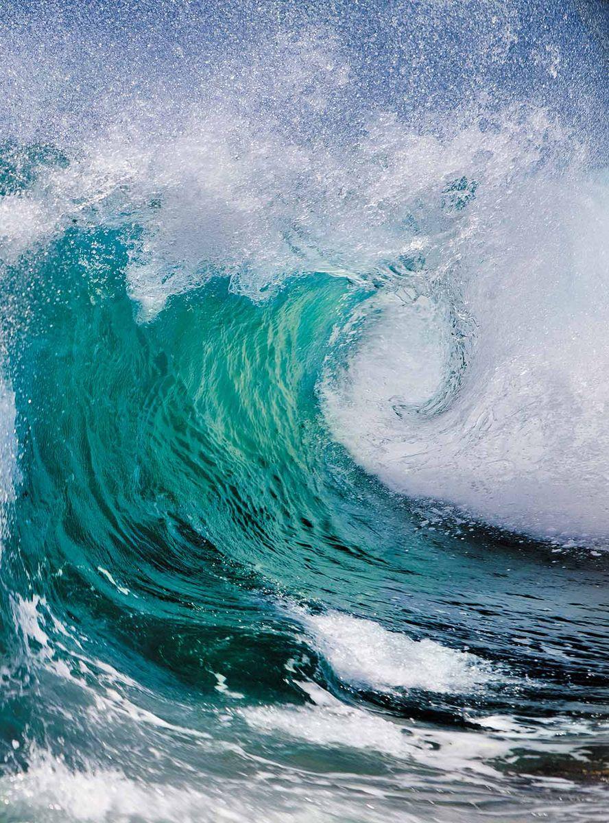 Фотообои Milan Бурная волна, текстурные, 200 х 270 см. M 221m 221Виниловые обои горячего тиснения на флизелиновой основе MILAN — дизайнерская коллекция фотообоев и фотопанно европейского качества, созданная на основе последних тенденций в мире интерьерной моды. Еще вчера эти тренды демонстрировались на подиумах