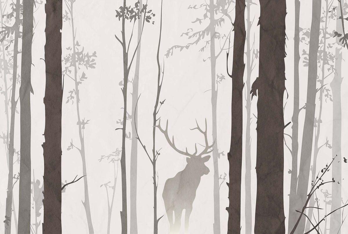Фотообои Milan В лесу, текстурные, 400 х 270 см. M 401m 401Виниловые обои горячего тиснения на флизелиновой основе MILAN — дизайнерская коллекция фотообоев и фотопанно европейского качества, созданная на основе последних тенденций в мире интерьерной моды. Еще вчера эти тренды демонстрировались на подиумах