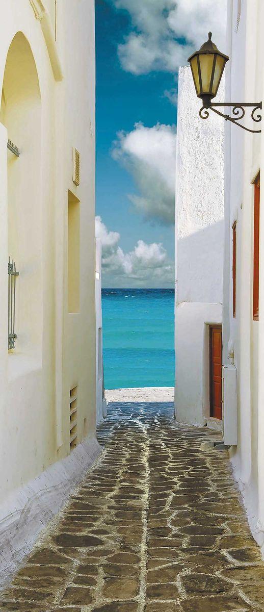 Фотообои Антимаркер Door's, самоклеящиеся, 95 х 220 см. С-068