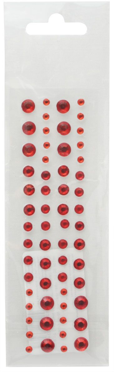 Стразы самоклеящиеся Кустарь, цвет: красный, 3-6 мм, 60 штAM549019Самоклеящиеся стразы для скрапбукинга Кустарь, изготовленные из пластика, позволят украсить фотоальбом, скрап-странички, открытки, подарочные коробки, а также элементы одежды. Стразы оригинального и яркого дизайна круглой формы фиксируются при помощи специальной клейкой основы.Украшение стразами поможет сделать любую вещь оригинальной и неповторимой.Диаметр: 3-6 мм.