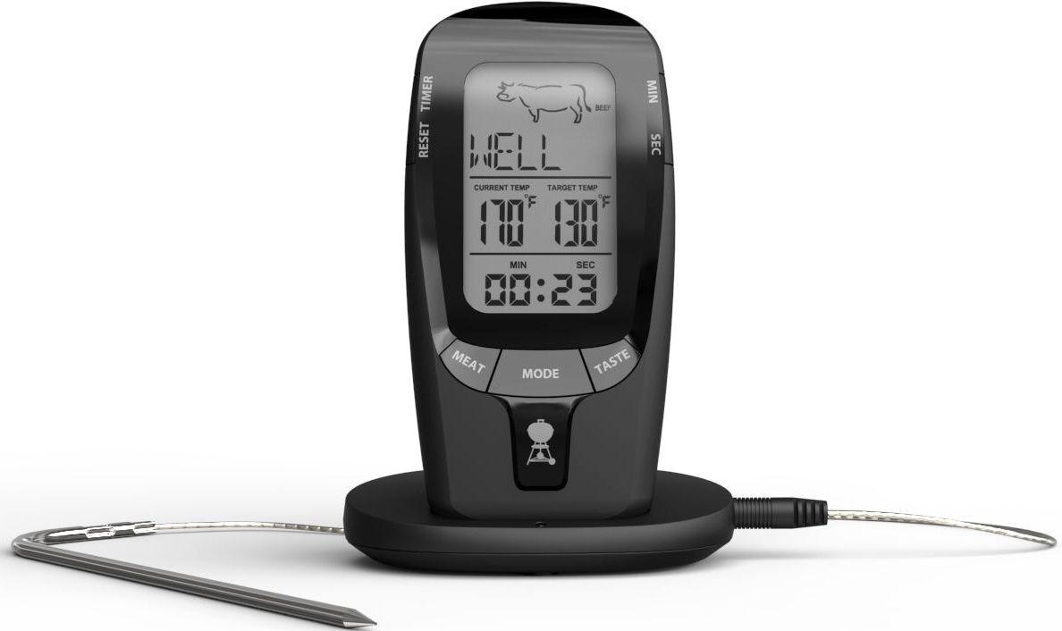 Цифровой термометр Weber, беспроводной, с подсветкой17587