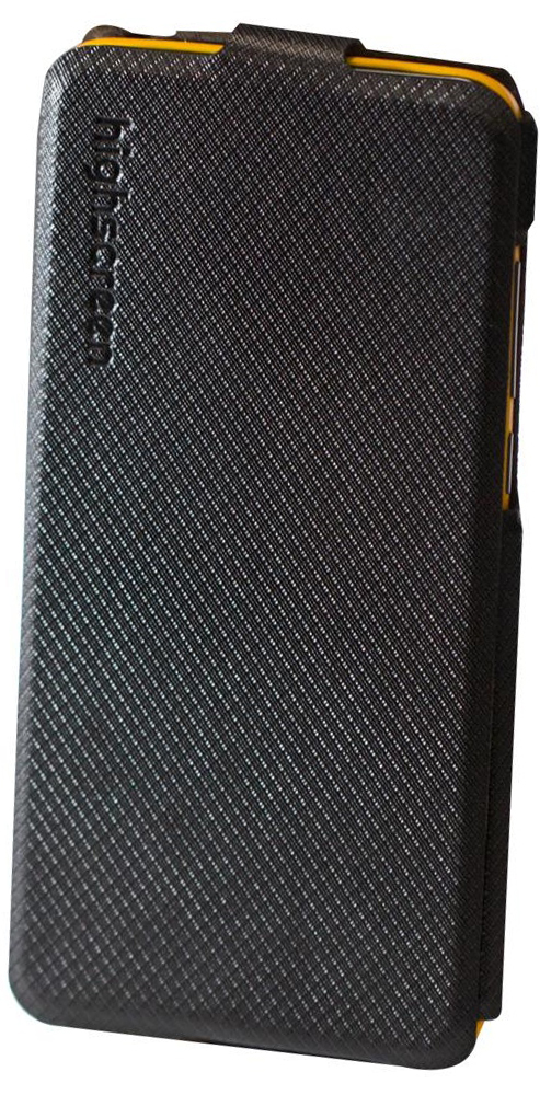 Highscreen Fleep Case чехол для Easy L/Pro, Black highscreen hercules black