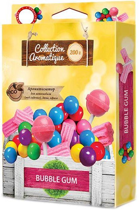 Ароматизатор Fouette Collection Aromatique. Bubble Gum, под сидение, 200 мл ароматизатор подвесной fouette aroma box bubble gum