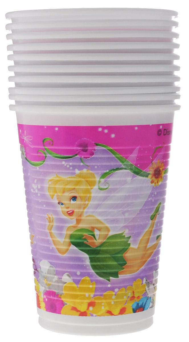Procos Набор одноразовых стаканов Долина фей 10 шт procos подарочные пакетики долина фей 6 шт