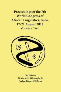 Proceedings of the 7th World Congress of African Linguistics, Buea, 17-21 August 2012 sociobiogenetic linguistics
