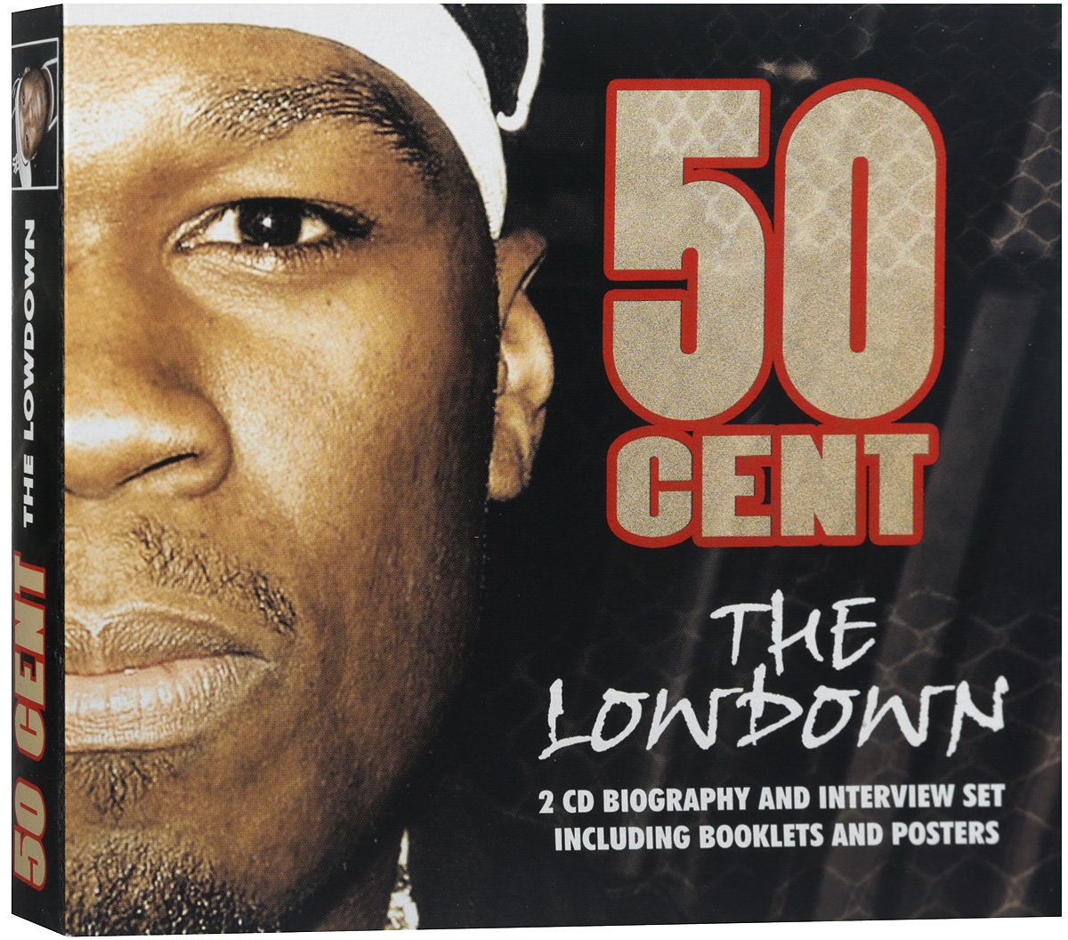 50 Cent 50 Cent. The Lowdown (2 CD) худи print bar 50 cent