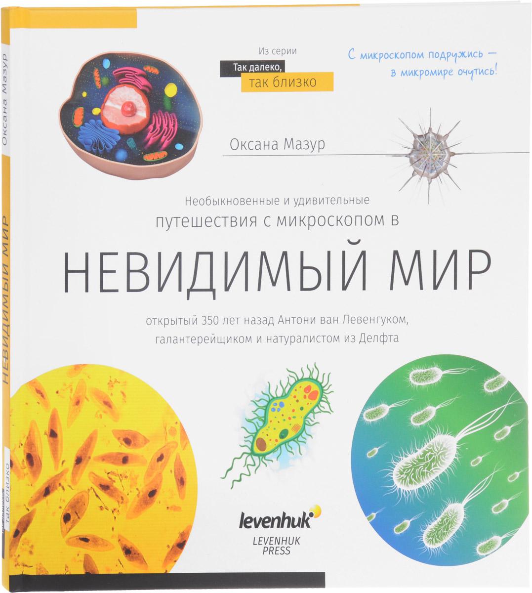Оксана Мазур Книга знаний. Невидимый мир
