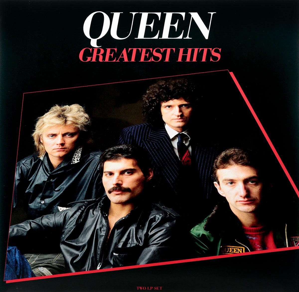 Queen Queen. Greatest Hits (2 LP) queen queen hot space deluxe edition 2 cd