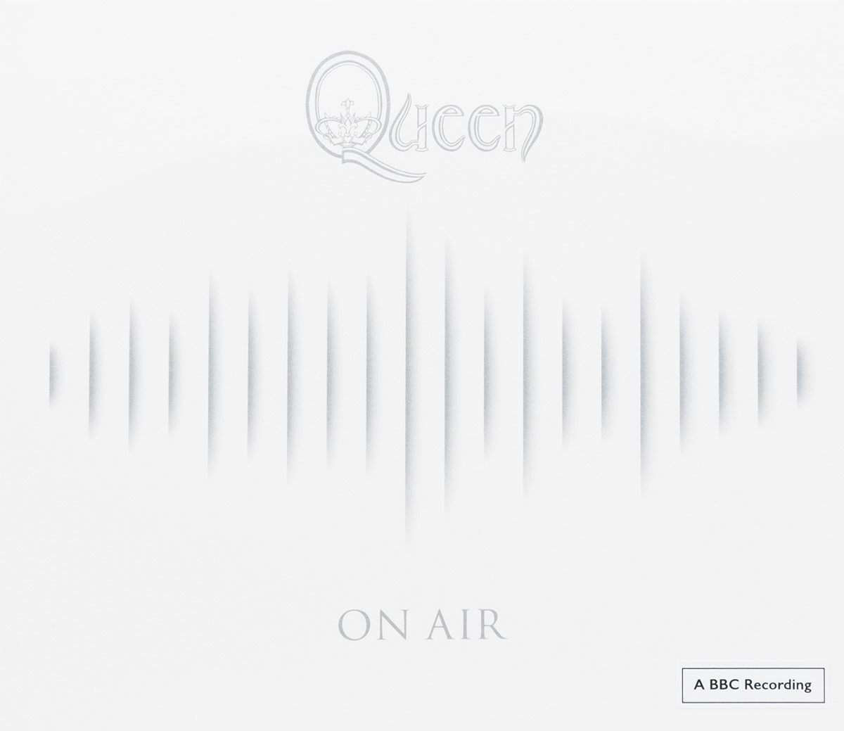 Queen Queen. On Air (2 CD) queen queen on air 2 cd