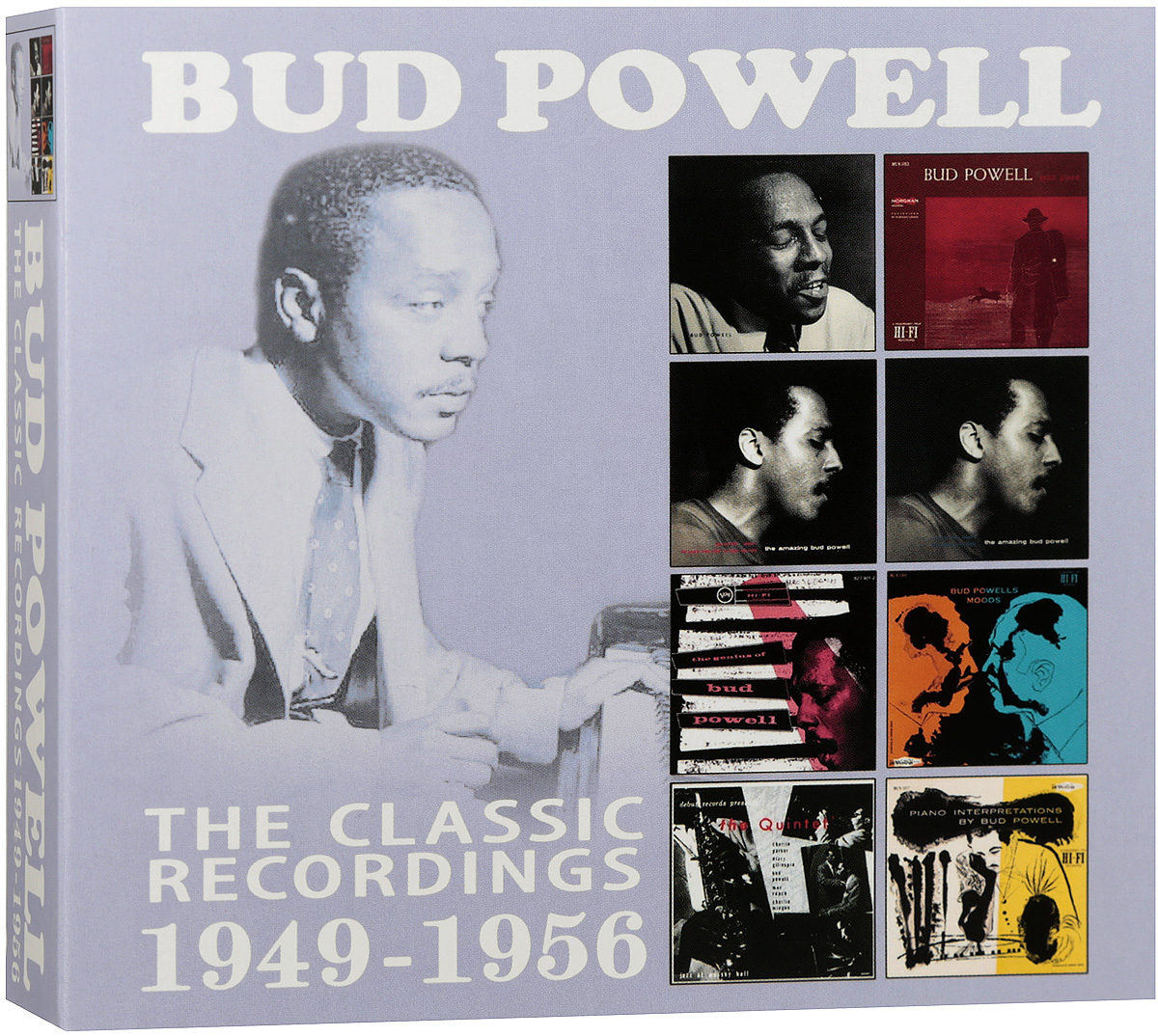 Бад Пауэлл Bud Powell. The Classic Recordings 1949-1956 (4 CD)