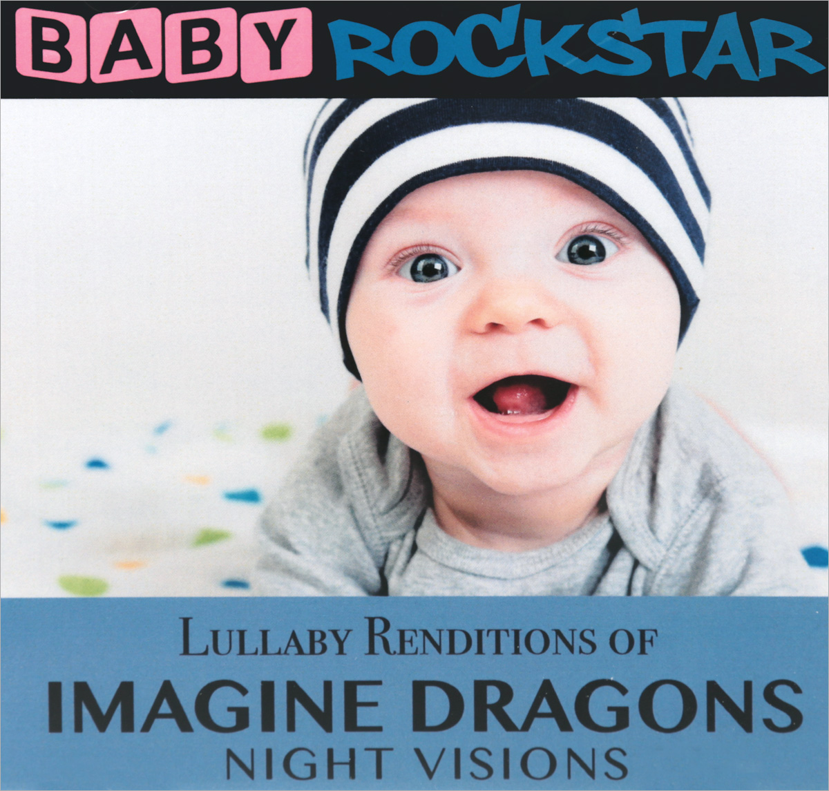 The Imagine Dragons Baby Rockstar. Lullaby Renditions Of Imagine Dragons. Night Visions imagine dragons imagine dragons night visions