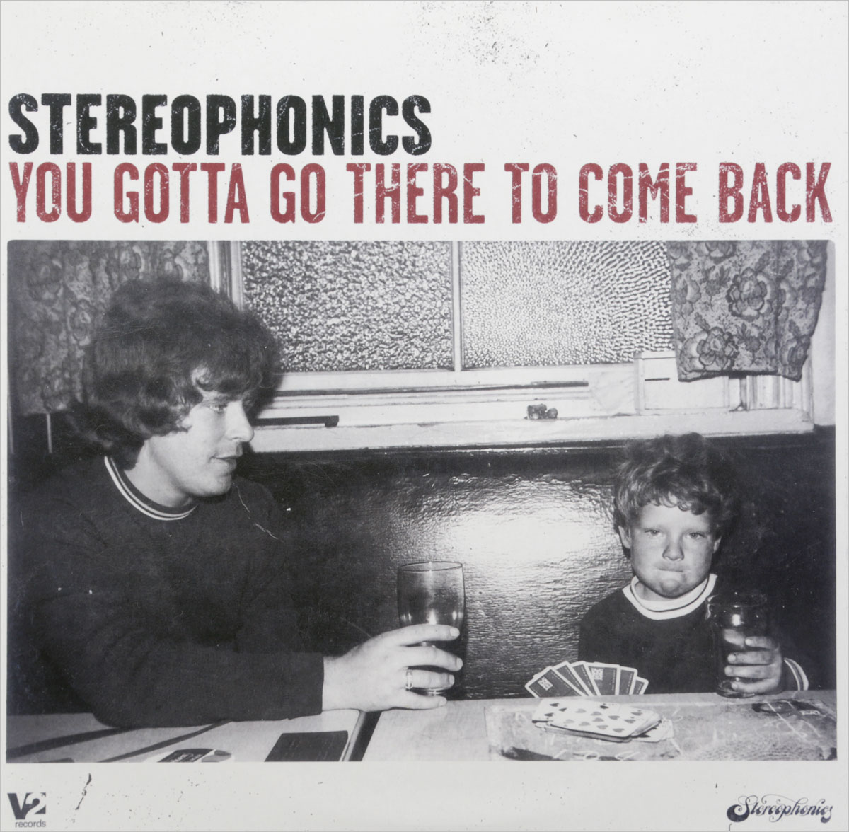 Stereophonics Stereophonics. You Gotta Go There To Come Back (2 LP) roxy music roxy music the studio albums limited edition 8 lp