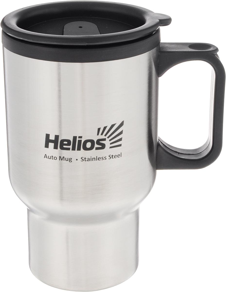 Термокружка HeliosHS TK-001,с крышкой-поилкой, 450 мл стул helios hs 065l