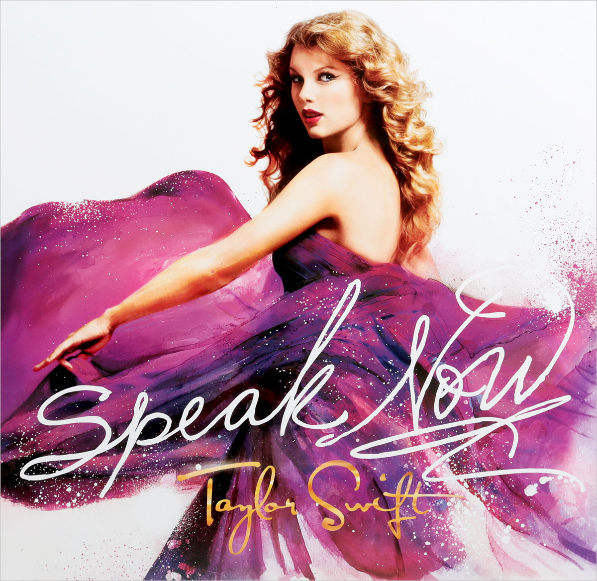 Zakazat.ru Taylor Swift. Speak Now (2 LP)