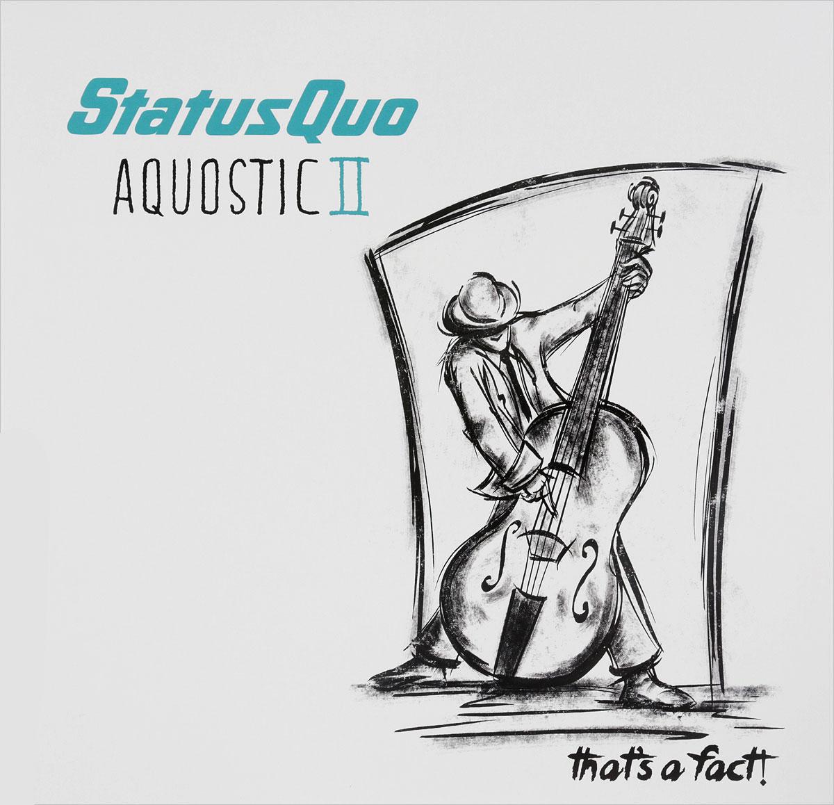 Status Quo Status Quo. Aquostic II. That's A Fact! (2 LP) status quo status quo the vinyl collection vol 2 12 lp