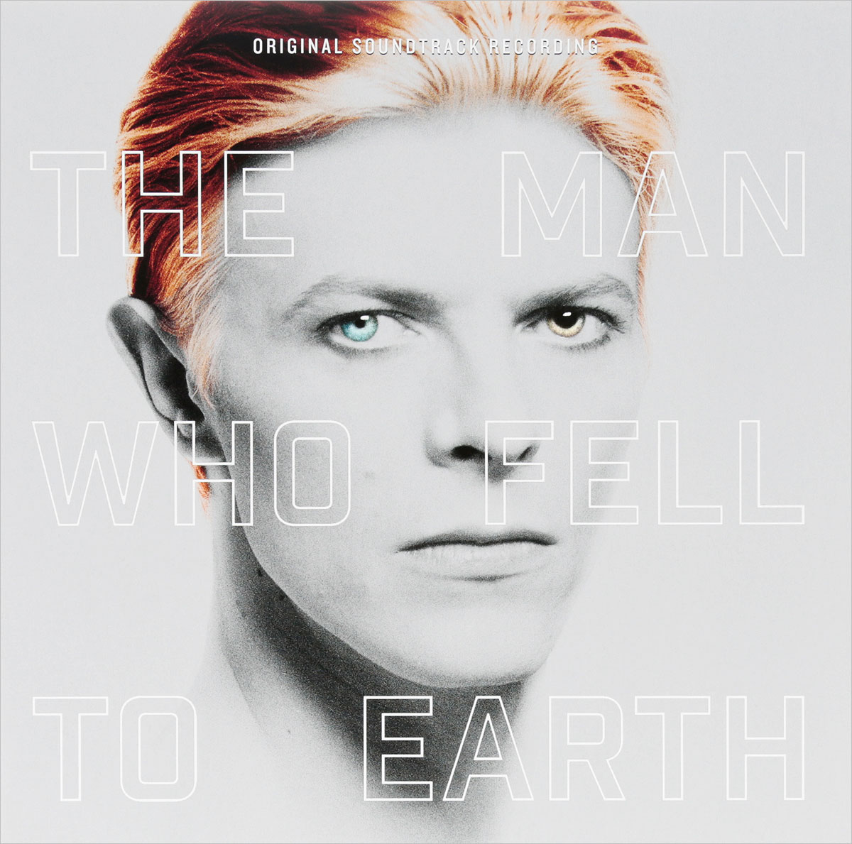 The Man Who Fell To Earth. Original Soundtrack Recording (2 LP) original new innolux 5 6 inch at056tn53 v 1 lcd screen with touch