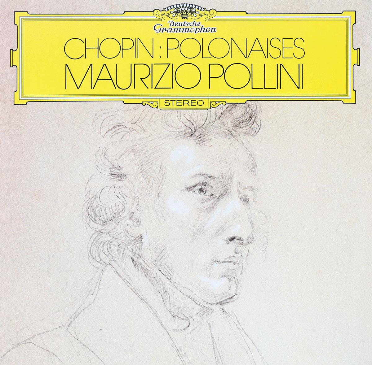 Zakazat.ru Maurizio Pollini. Chopin. Polonaises Nos.1-7 (LP)