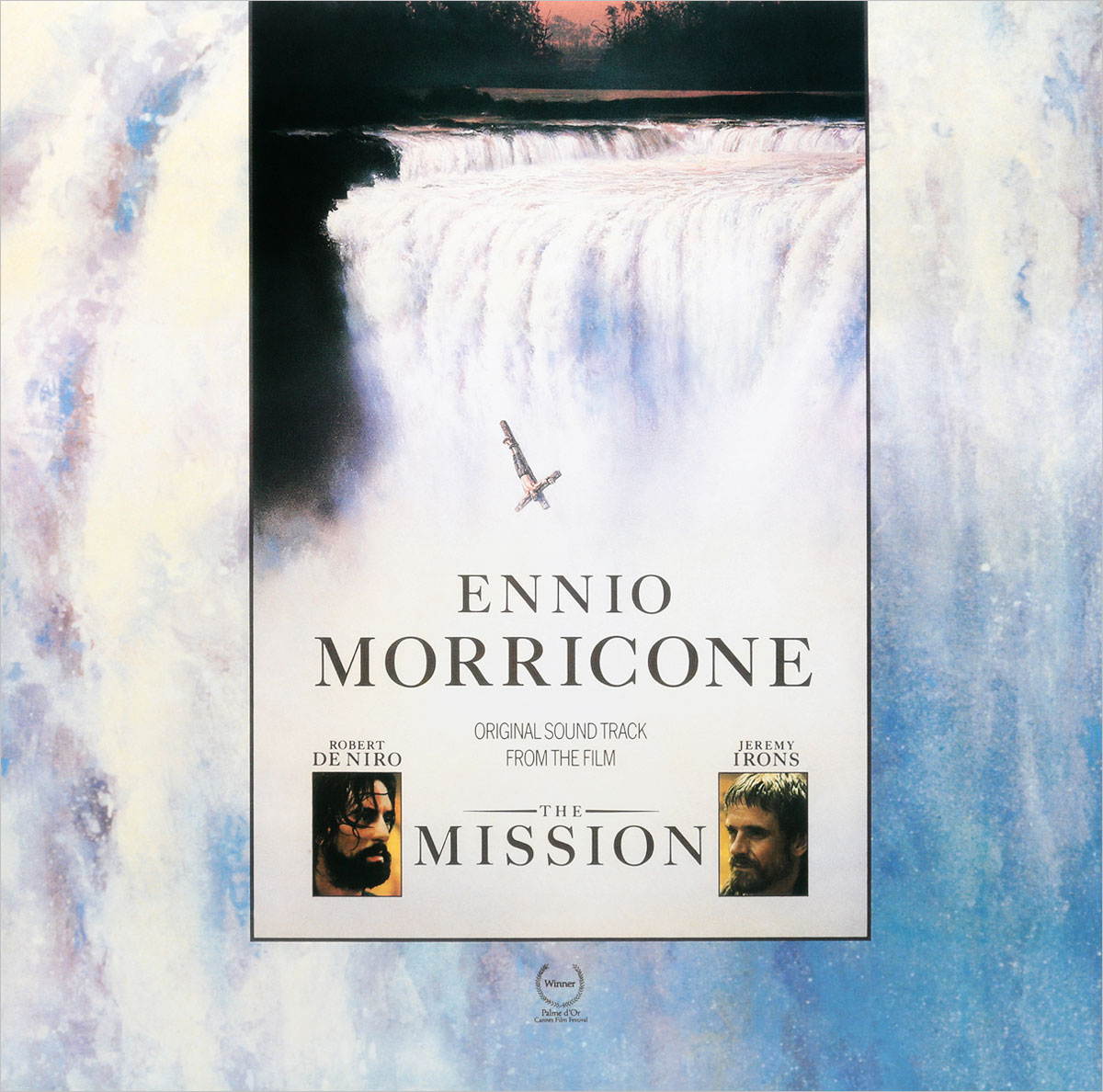 Эннио Морриконе Ennio Morricone. The Mission. Original Soundtrack (LP) ennio morricone jubilee lp