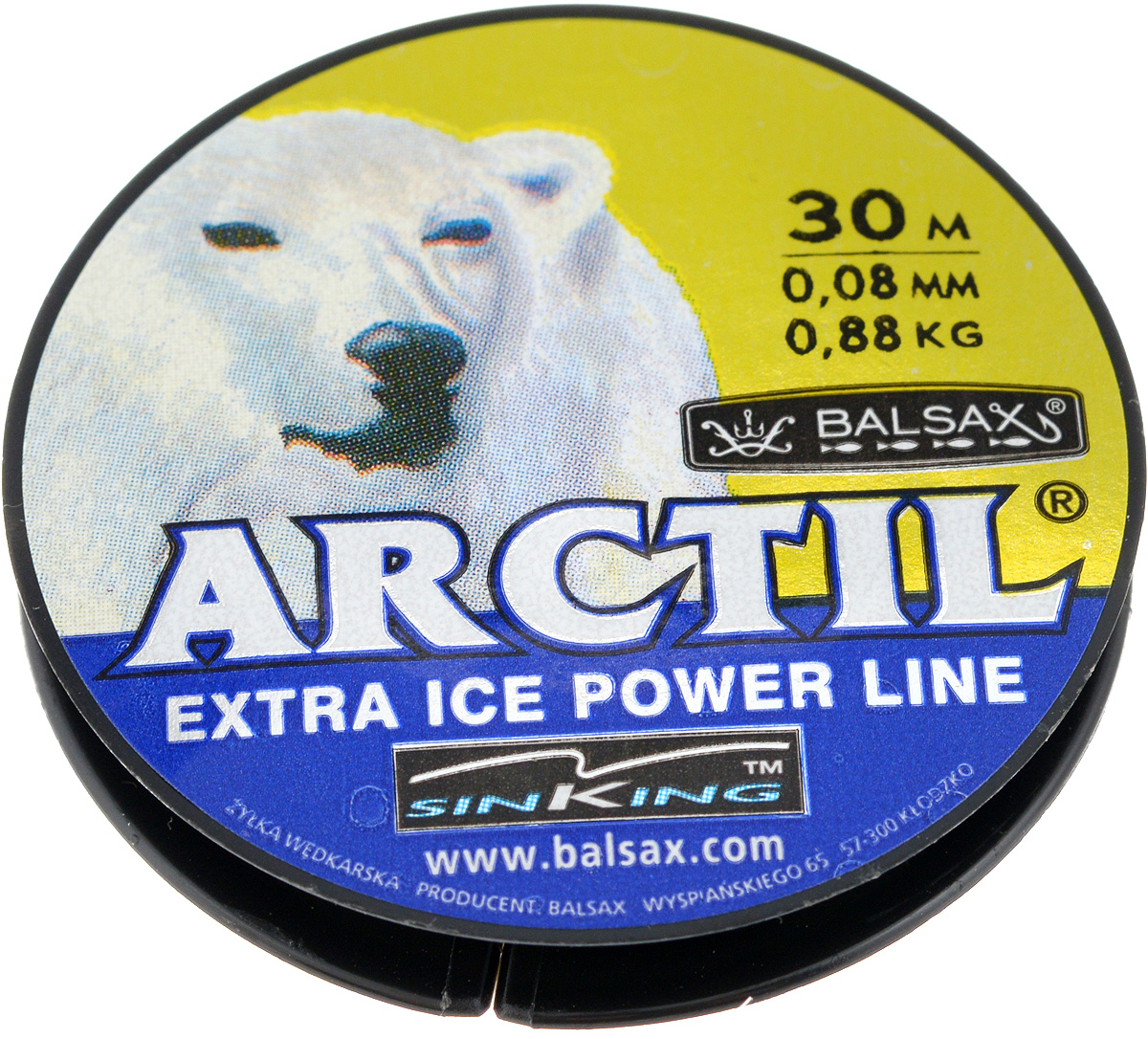 Леска зимняя Balsax Arctil, 30 м, 0,08 мм, 0,88 кг312-07008Леска Balsax Arctil изготовлена из 100% нейлона и очень хорошо выдерживает низкие температуры. Даже в самом холодном климате, при температуре вплоть до -40°C, она сохраняет свои свойства практически без изменений, в то время как традиционные лески становятся менее эластичными и теряют прочность.Поверхность лески обработана таким образом, что она не обмерзает и отлично подходит для подледного лова. Прочна в местах вязки узлов даже при минимальном диаметре.