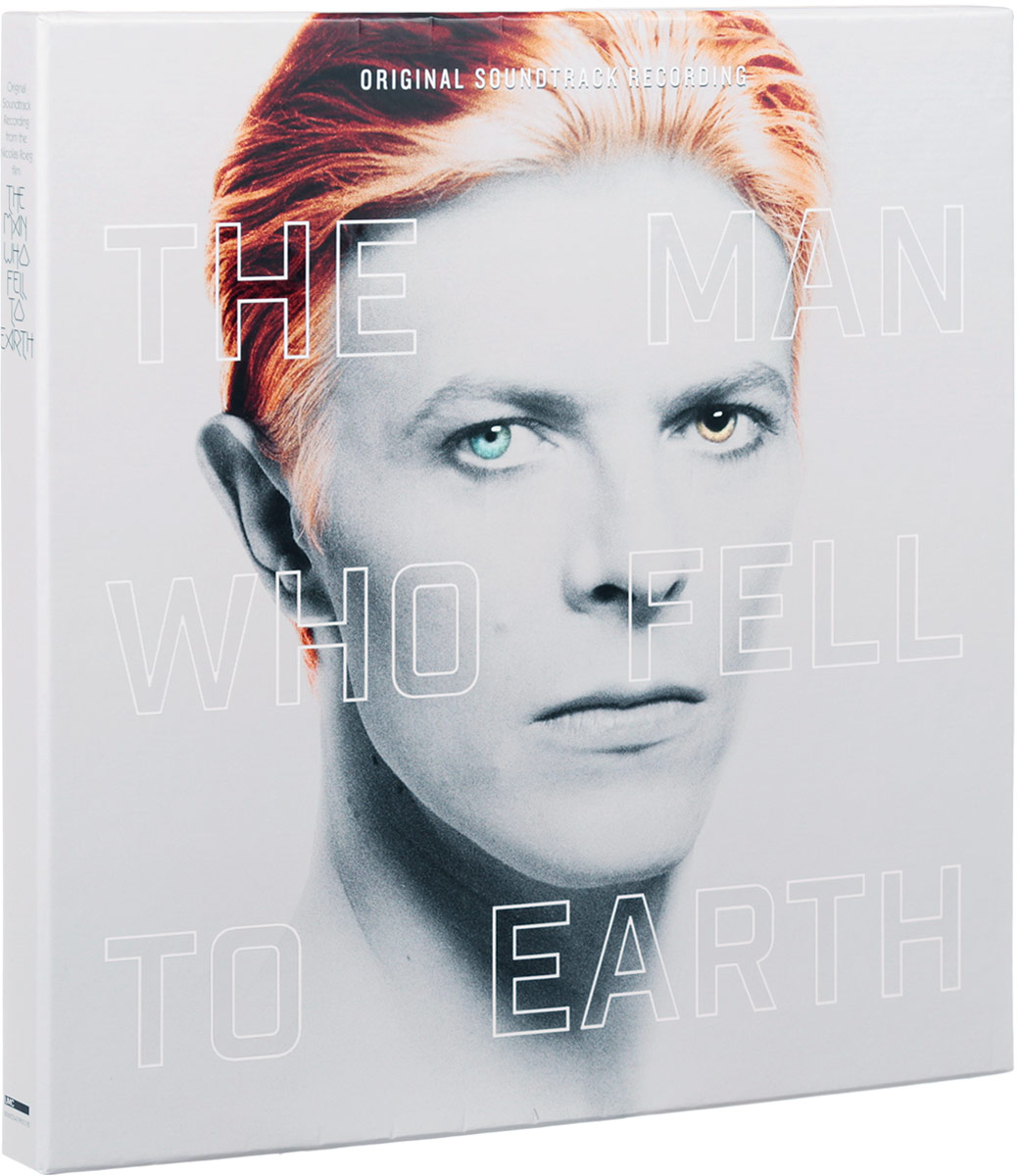 The Man Who Fell To Earth. Original Soundtrack Recording (2 LP + 2 CD)