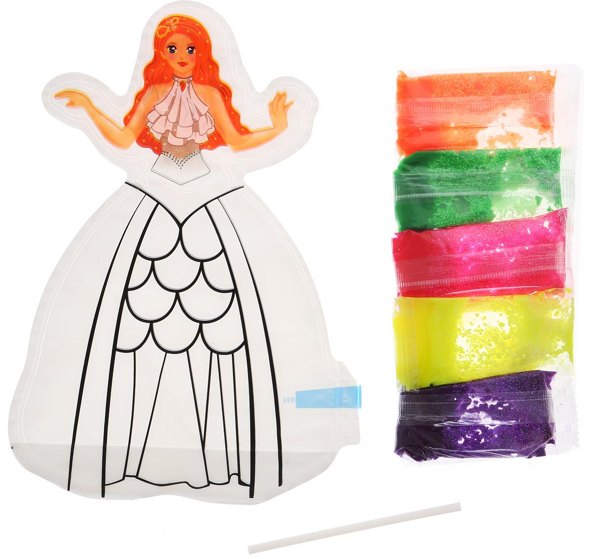 BradexРаскраска надувная Принцесса Лиза Bradex
